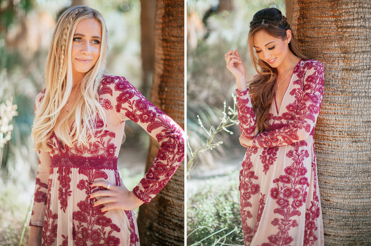 For Love and Lemons Bridesmaid Dresses