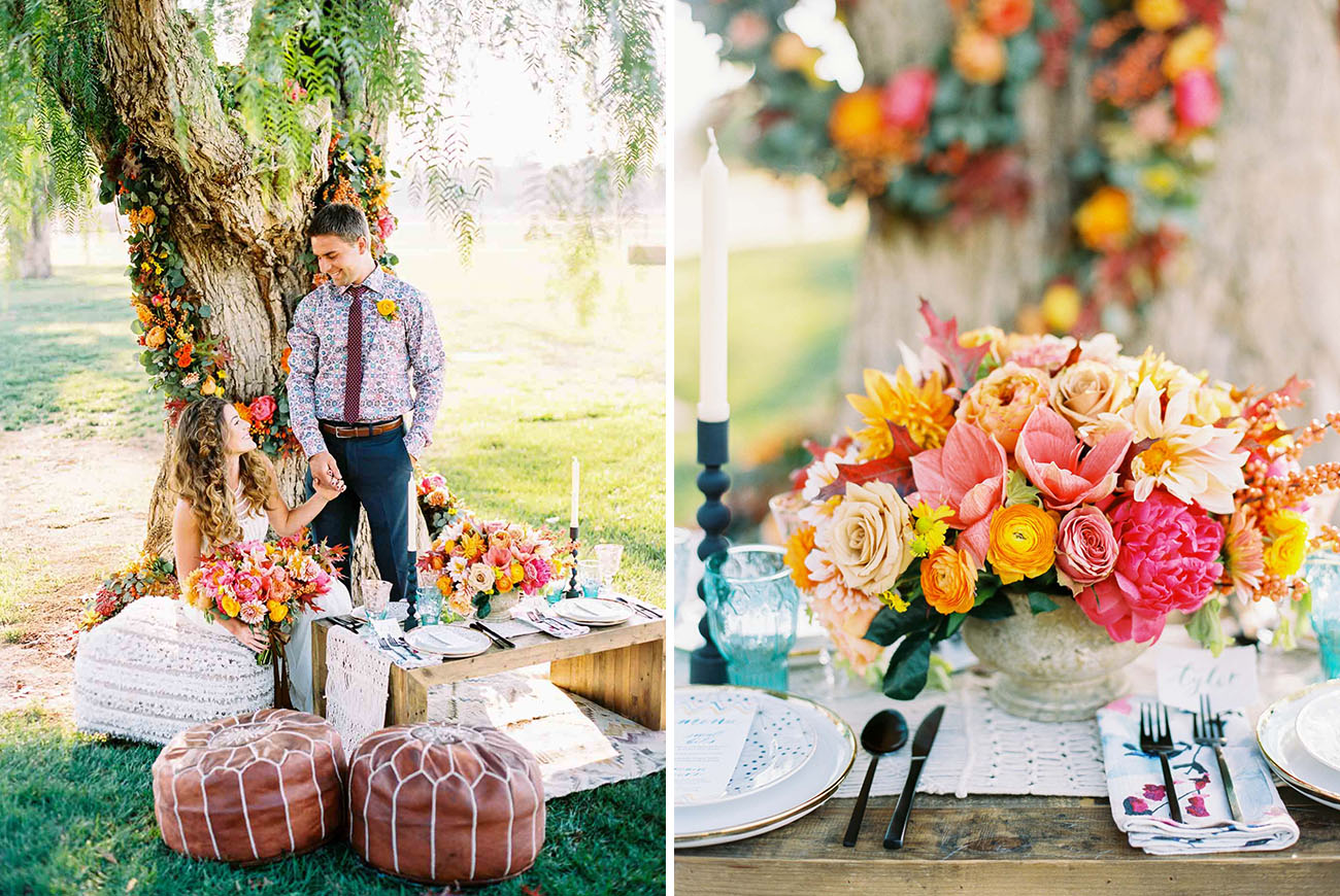 Colorful Fall Inspiration