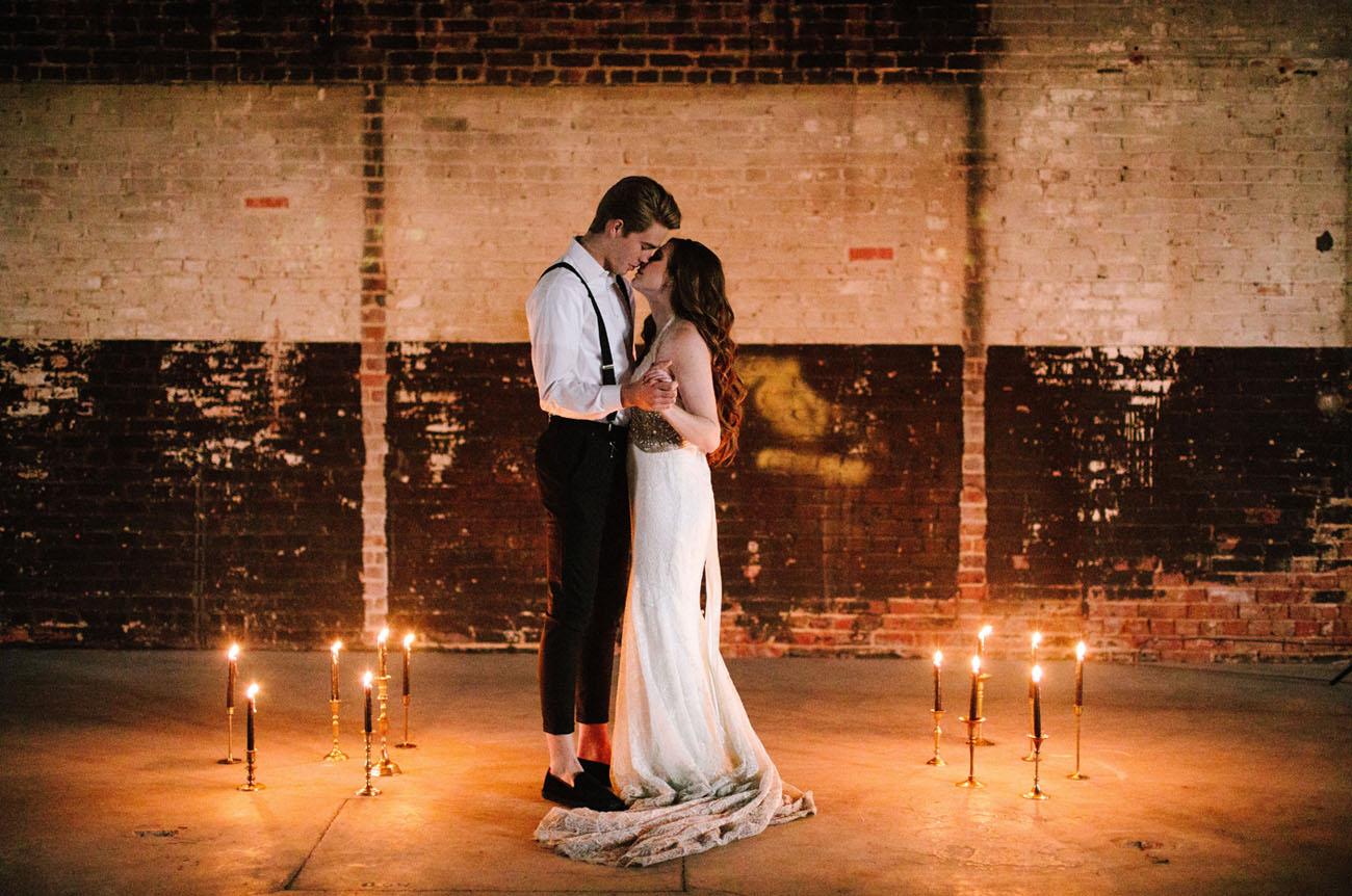 Dark Romantic Wedding Inspiration