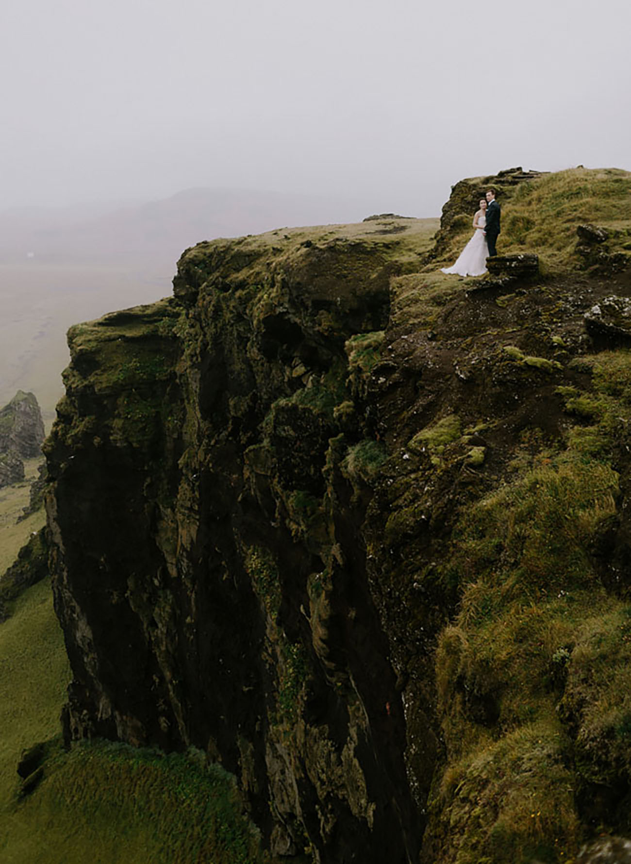 Iceland seems to be high on everyone's list for a visit, so why not elope there and plan time to explore its natural beauty