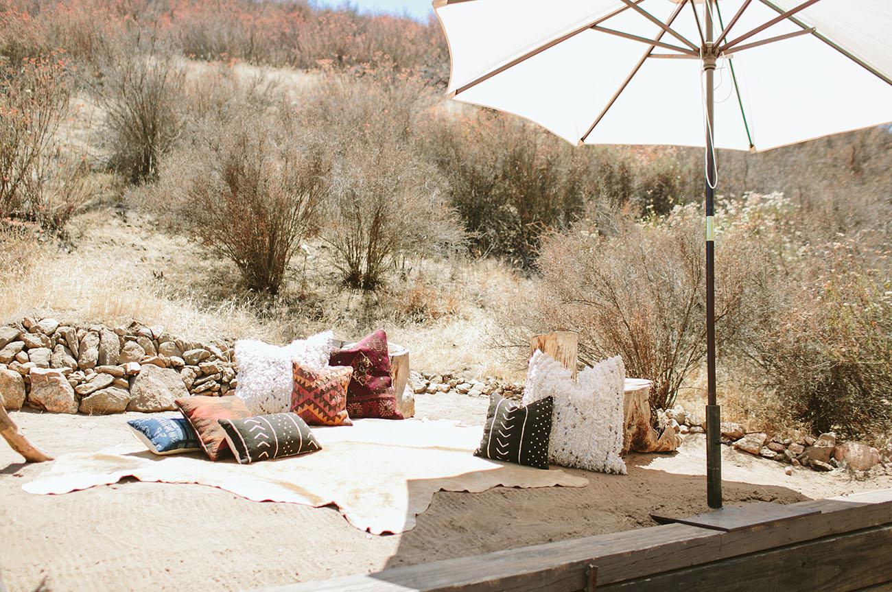 pillow lounge