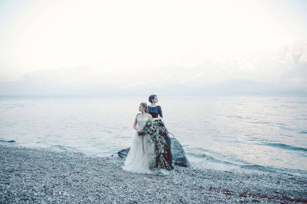 lake como elopement