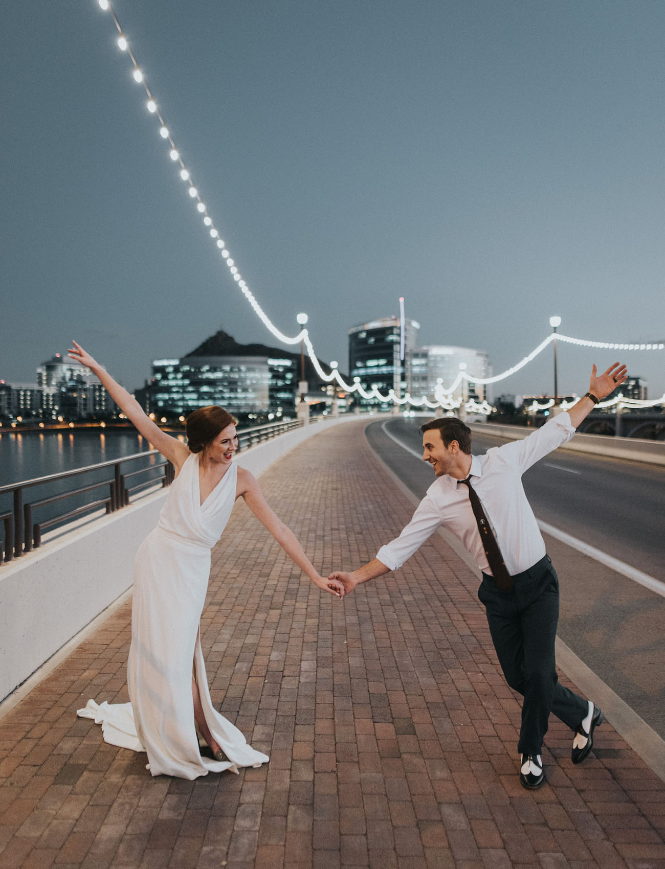 La La Land Inspired Elopement