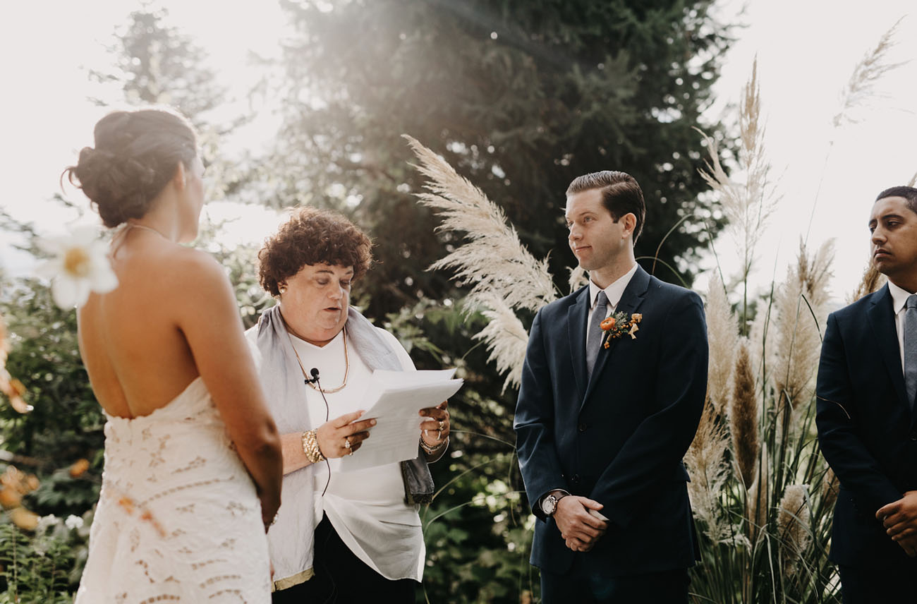 Mexico Meets Oregon Wedding