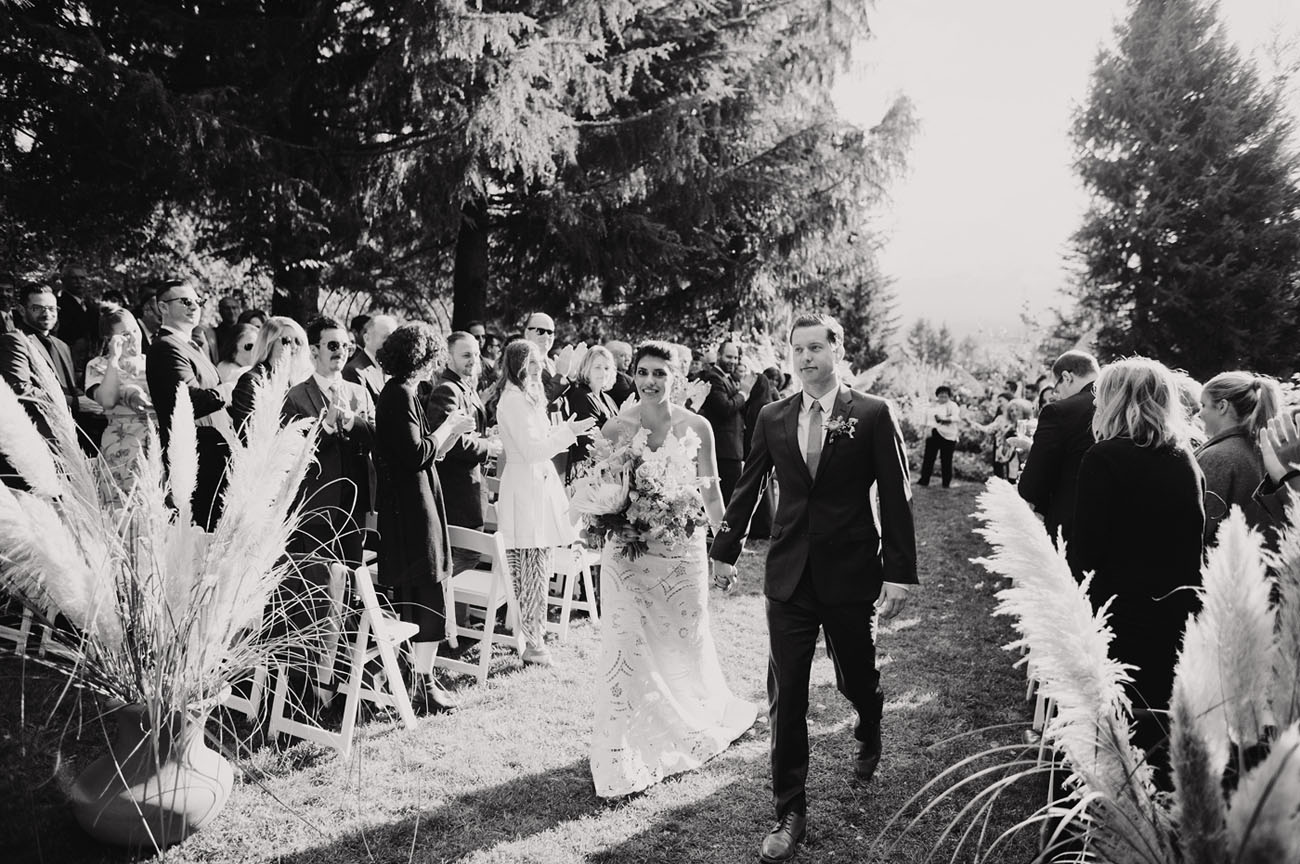 Mexico Meets Oregon Wedding