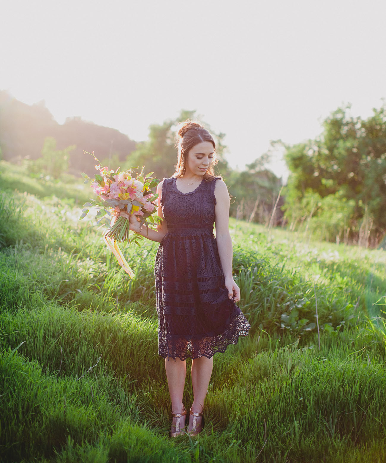 Modcloth Bridesmaid Look