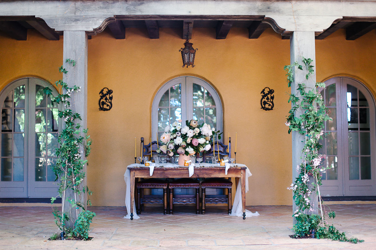 Old World Hacienda Inspiration
