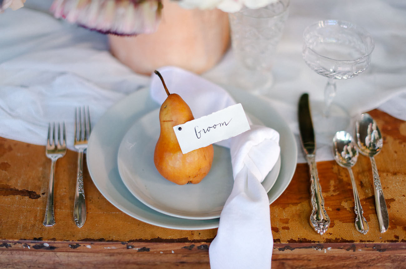 pear name card