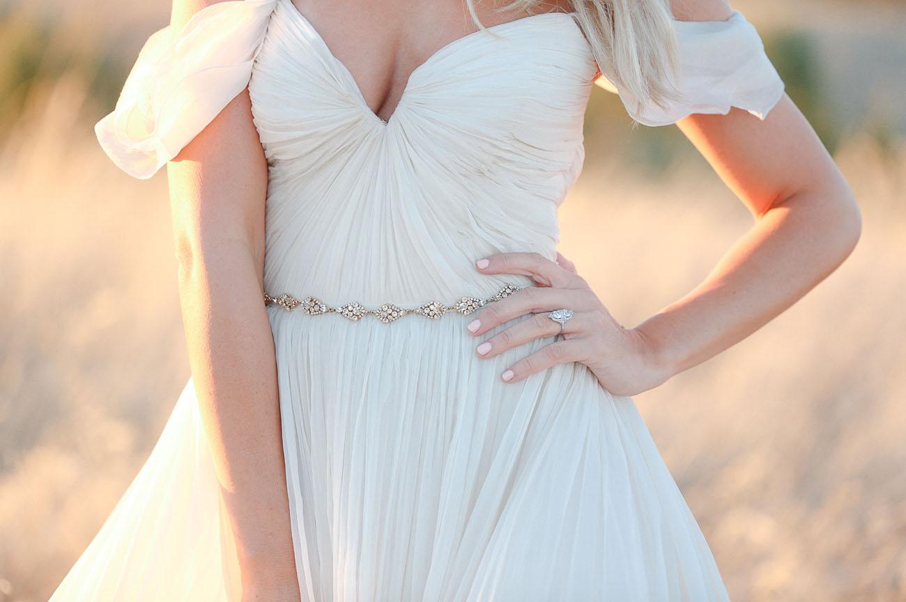 Haute Bridal Wedding Dress