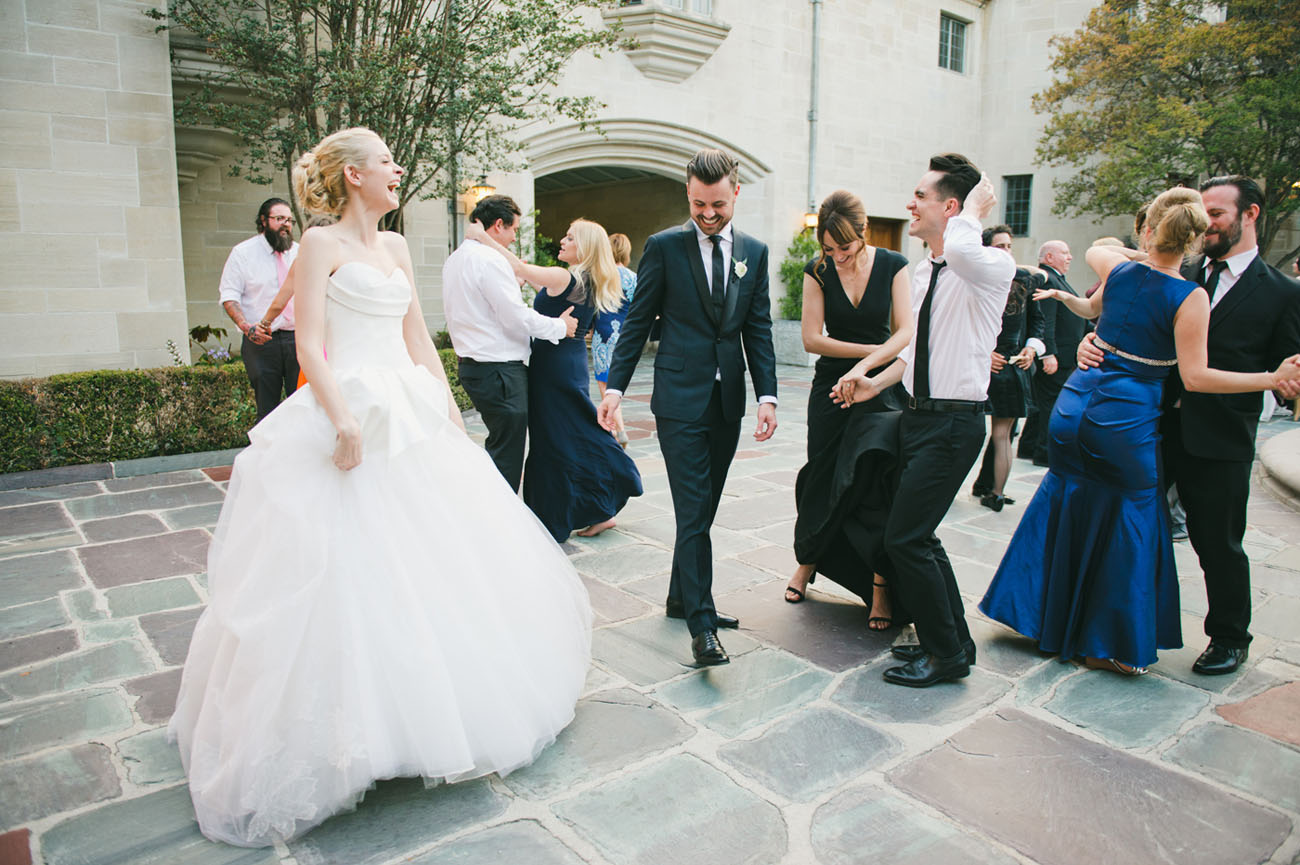 Spencer Smith Beverly Hills Wedding
