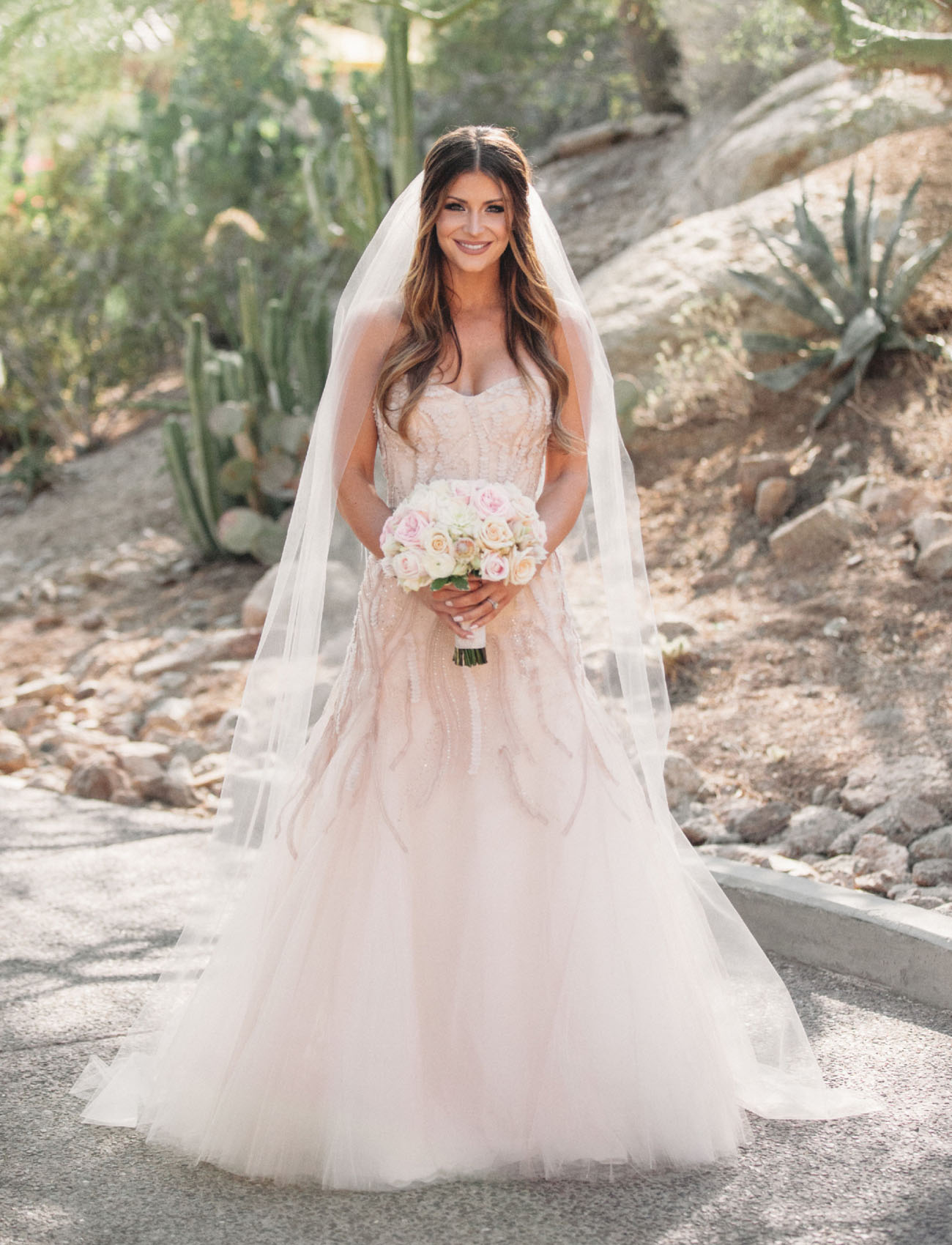 Marvelous For The Bride That Loves The Color Blush + Wants To Feel Like A Princess,  Weu0027re Pretty Sure This Monique Lhullier Was Made For You! Design