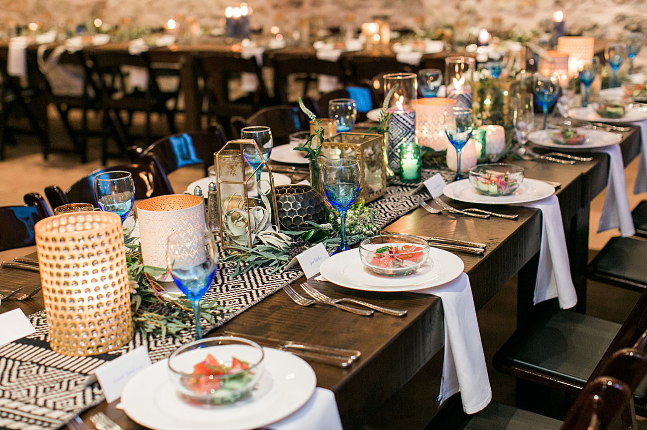 Vibrant Moroccan Wedding