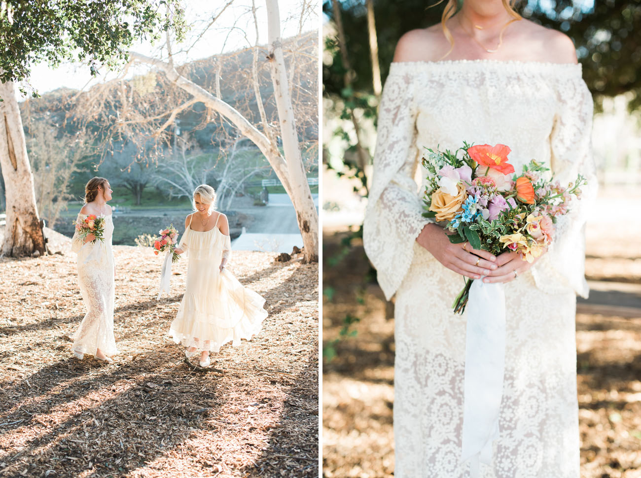 Dreamers & Lovers wedding dress