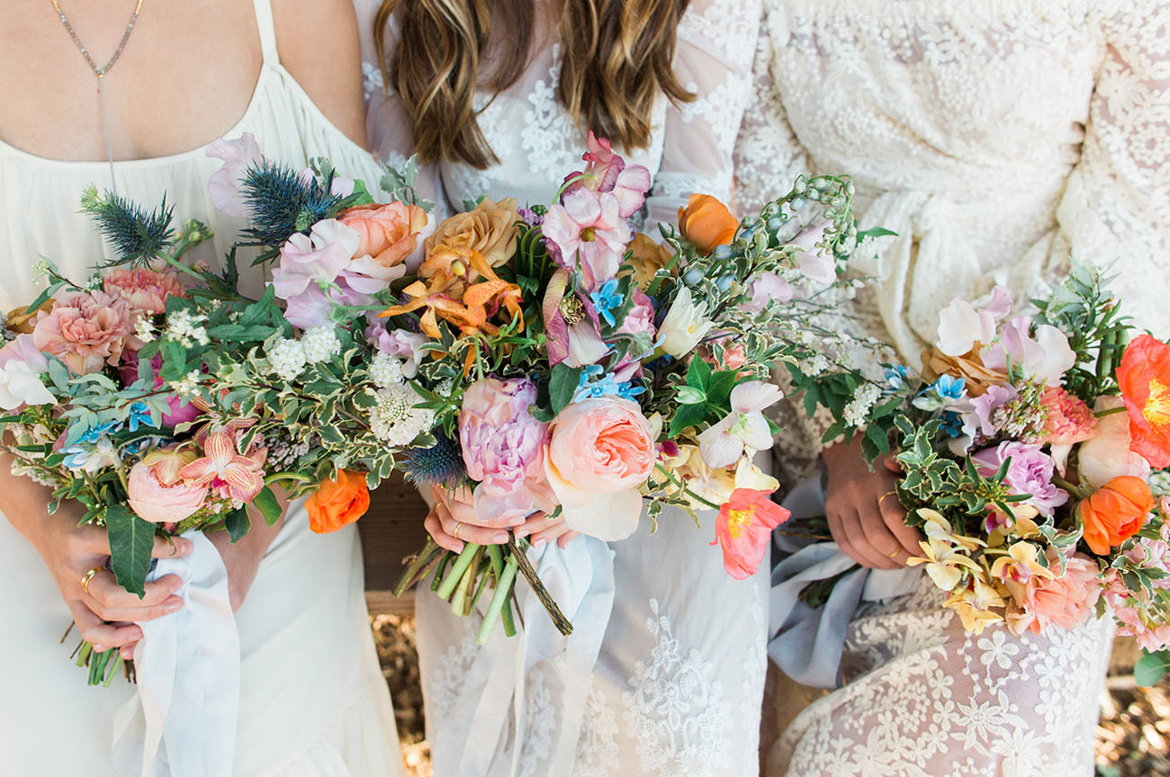 spring time bouquets