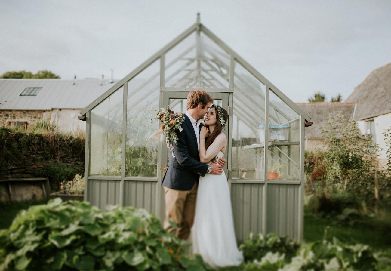 Cornwall UK Wedding