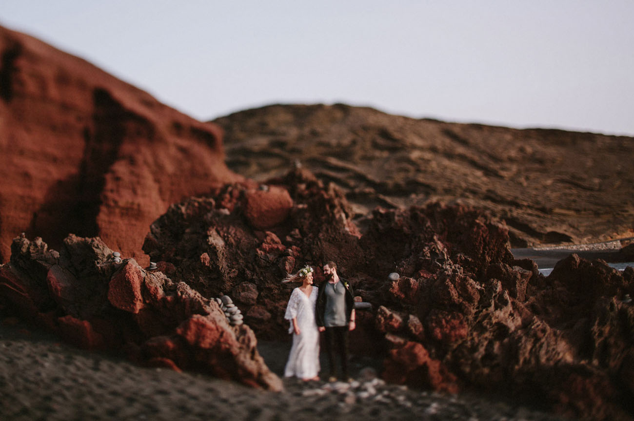 Hippie Spain Elopement