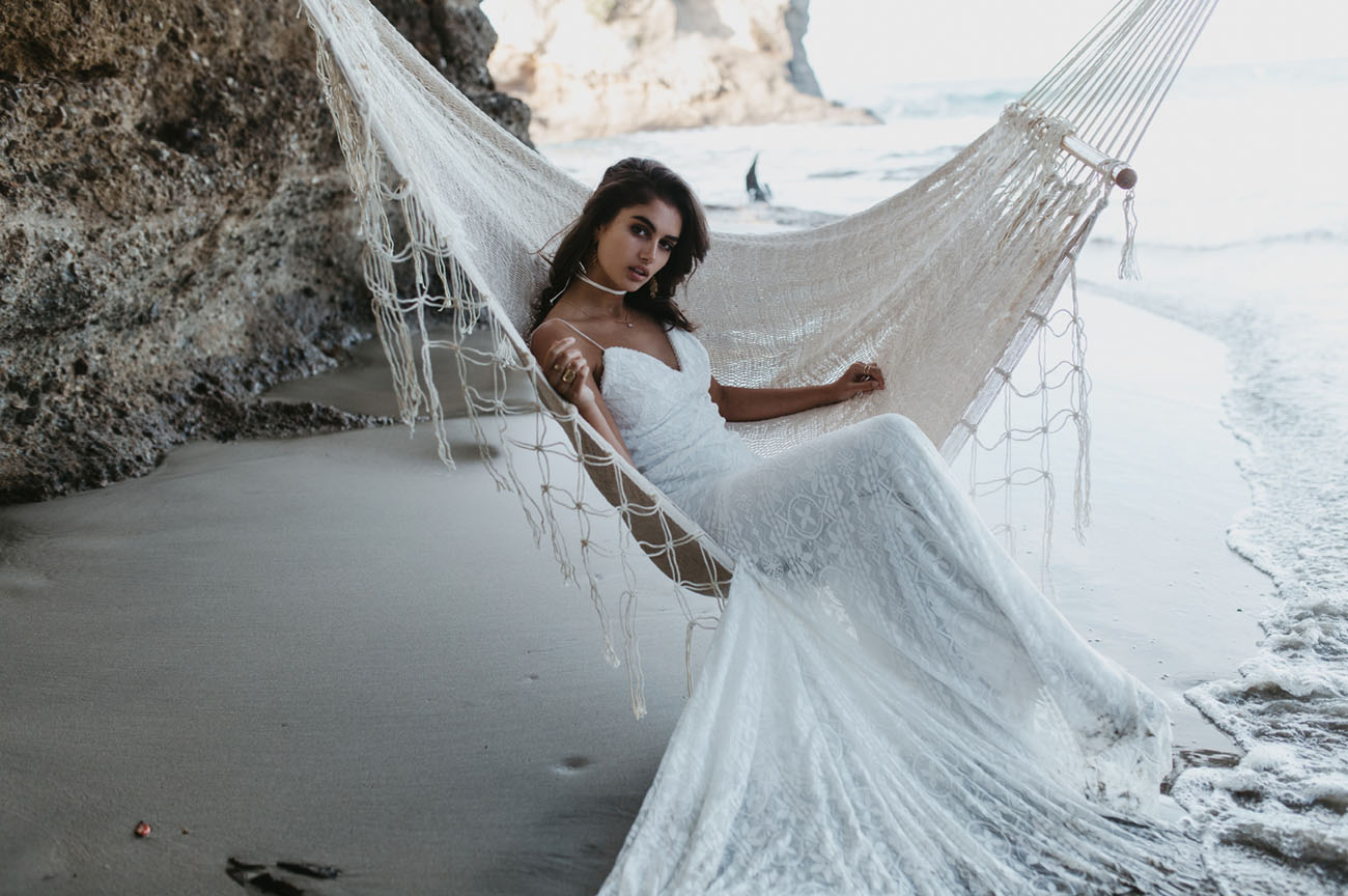 First Look! Lovely Bride\'s Exclusive Boho Brand, Lovers Society ...