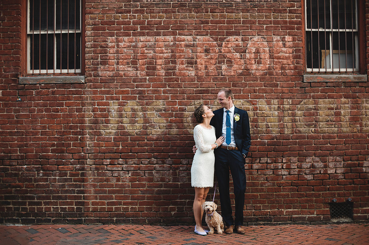 Colorful Virginia Elopement