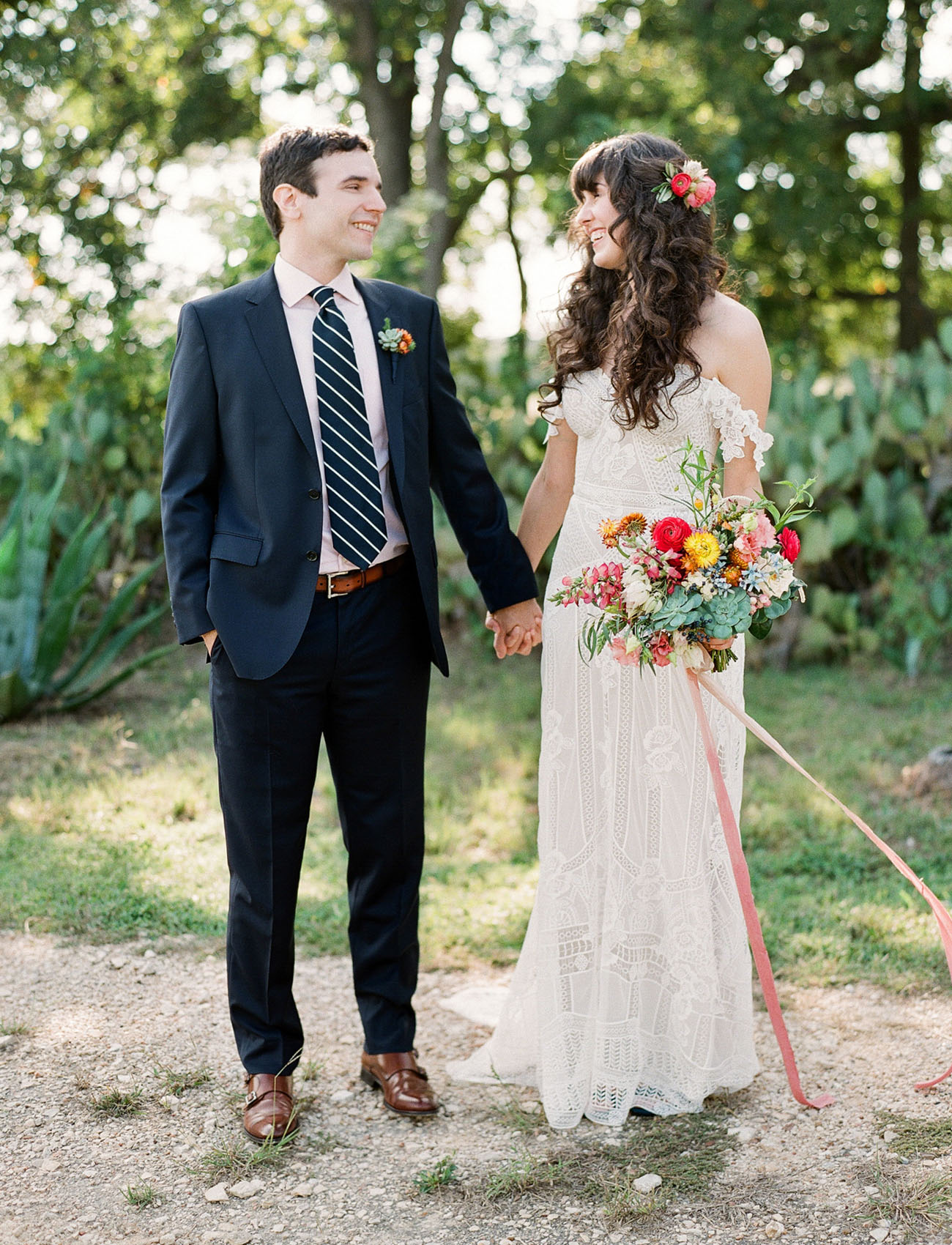 Texas Garden Wedding