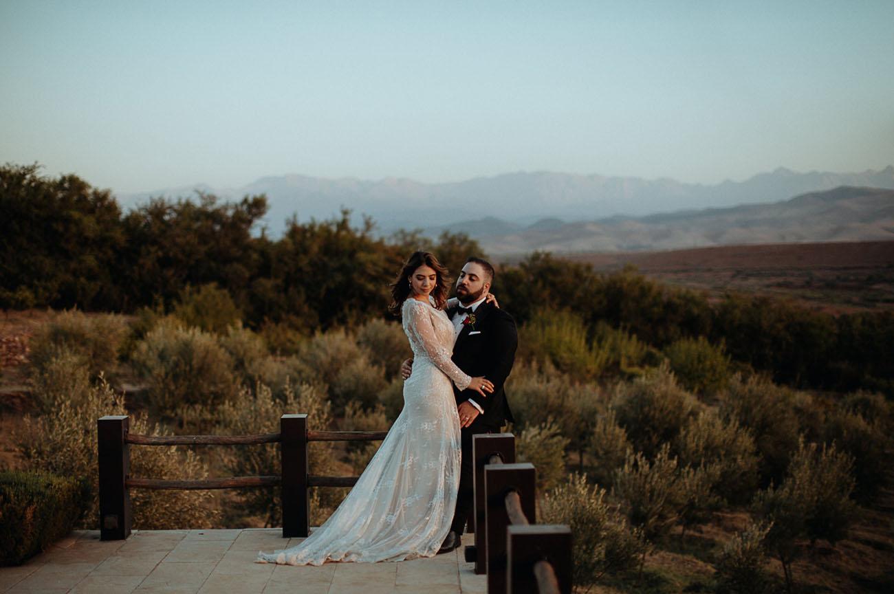 Marrakech Mountain Wedding
