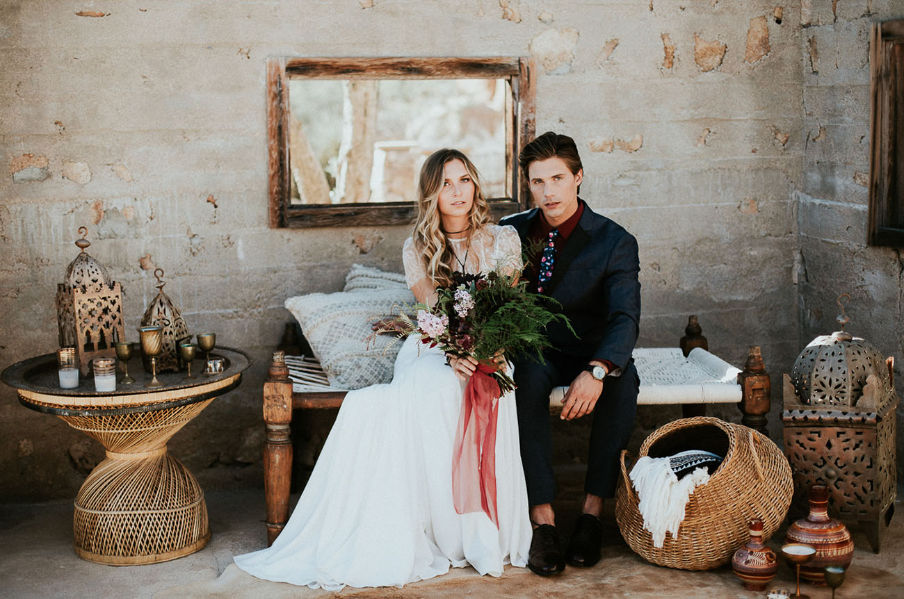 The Ruin Venue Wedding Inspiration