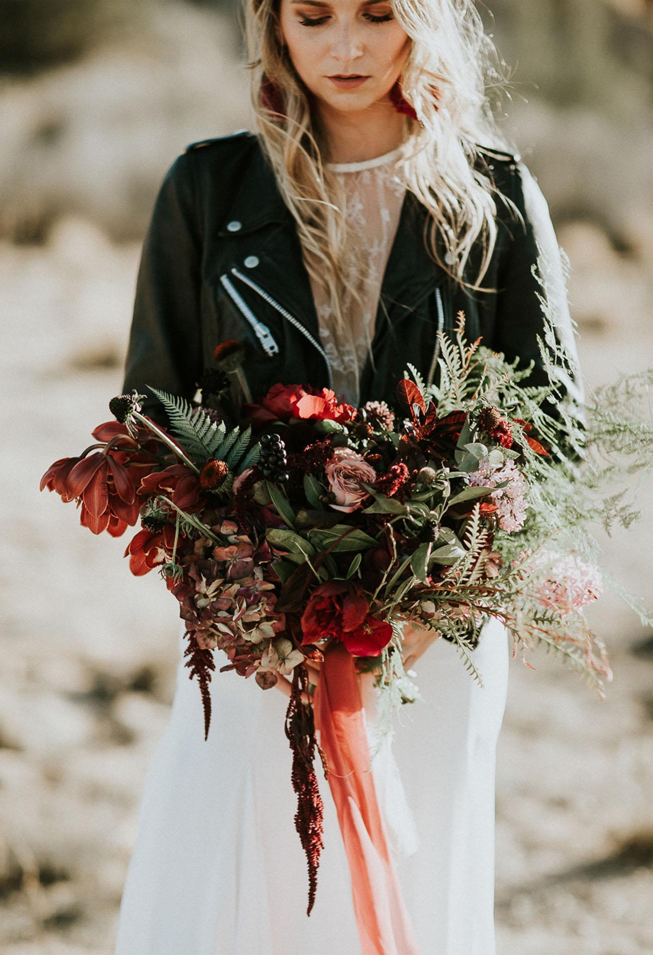 red desert bouquet