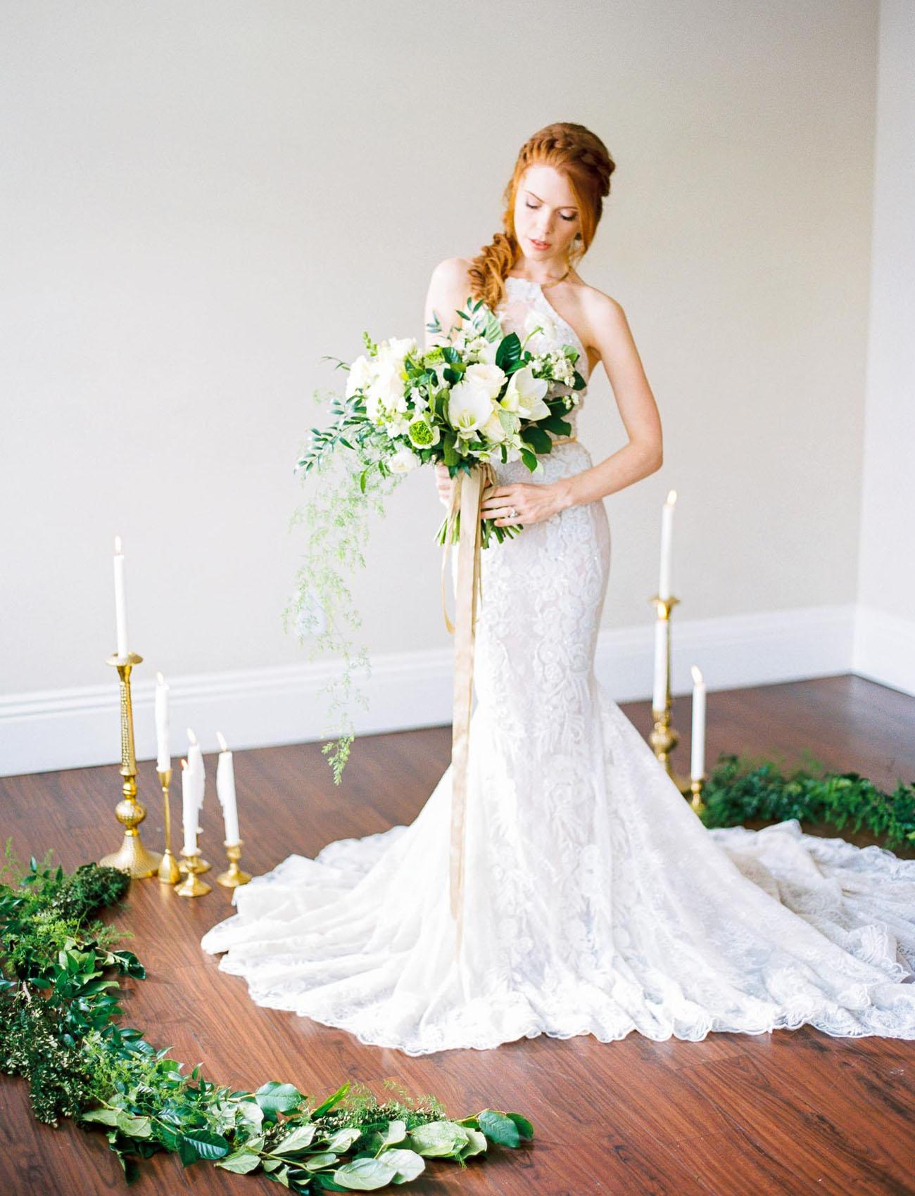 Kinsley James Couture Bridal Dress
