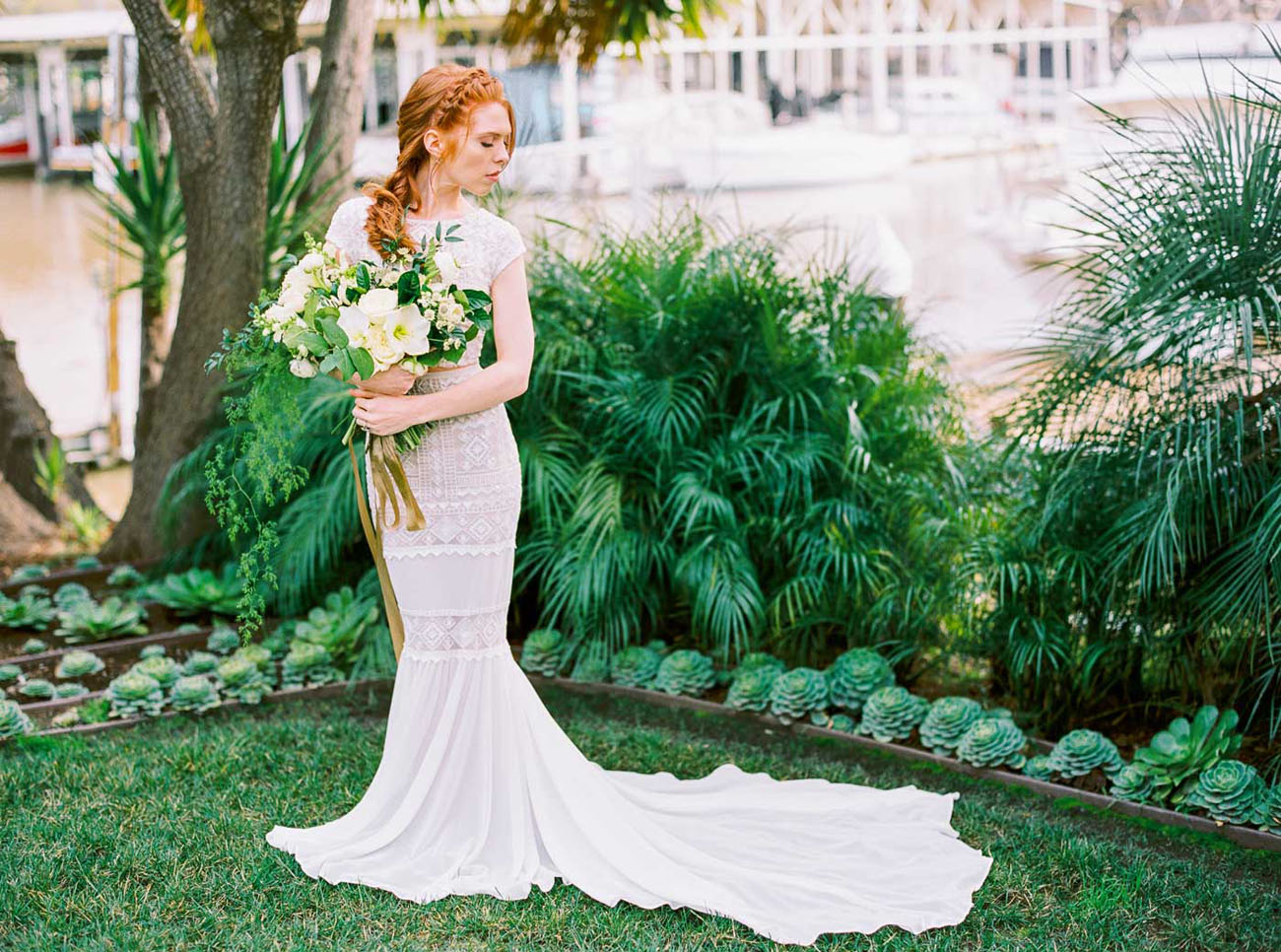 Kinsley James Couture Bridal Dress