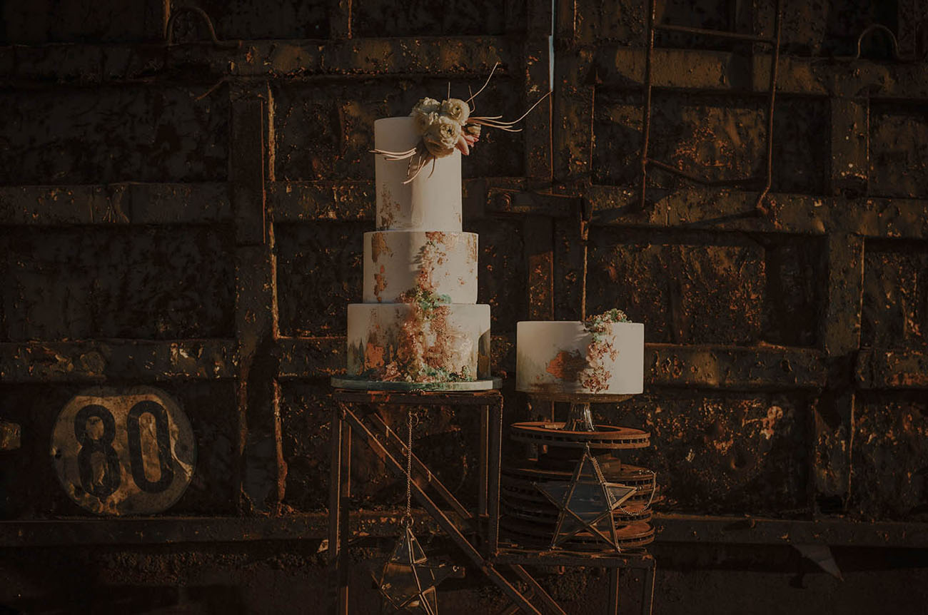 scrapyard cakes