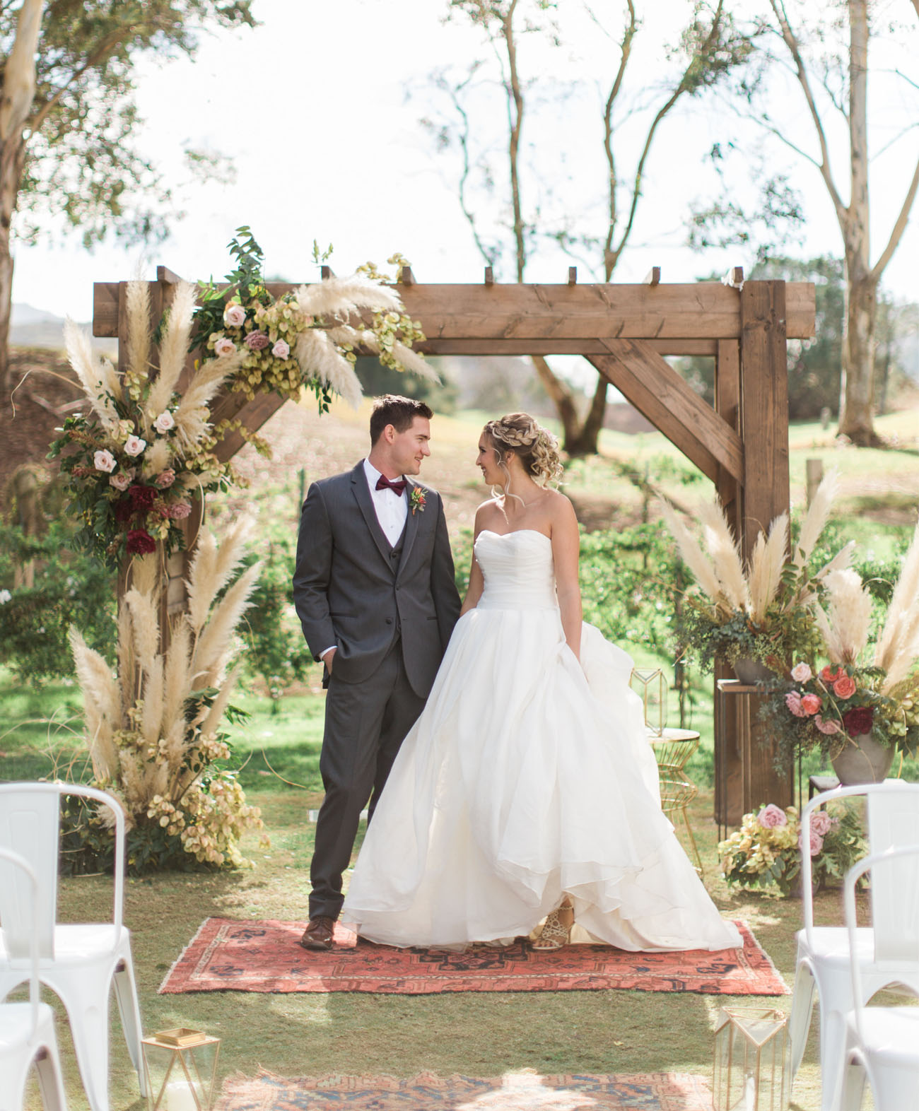 Wedding Ideas And Inspirations: Whimsy Wedding Inspiration In California Wine Country