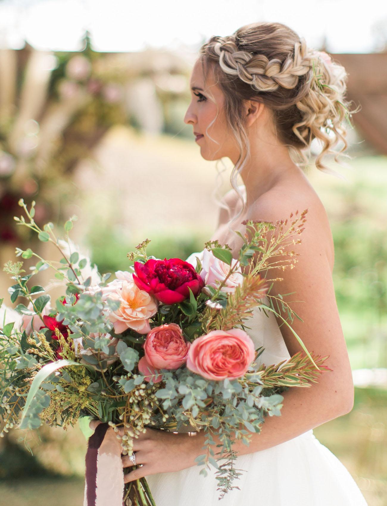 braided bride