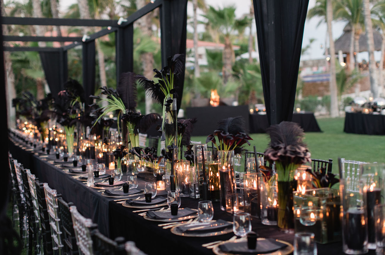 Dramatic Cabo Wedding