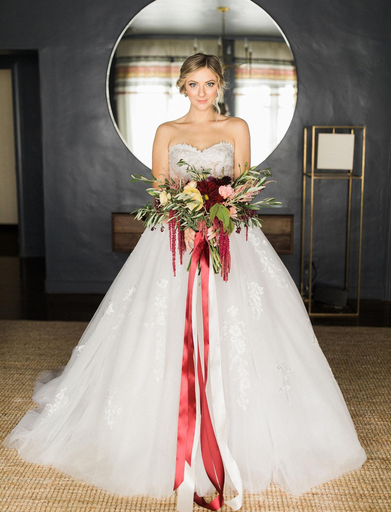 JINZA Couture Bridal wedding dress