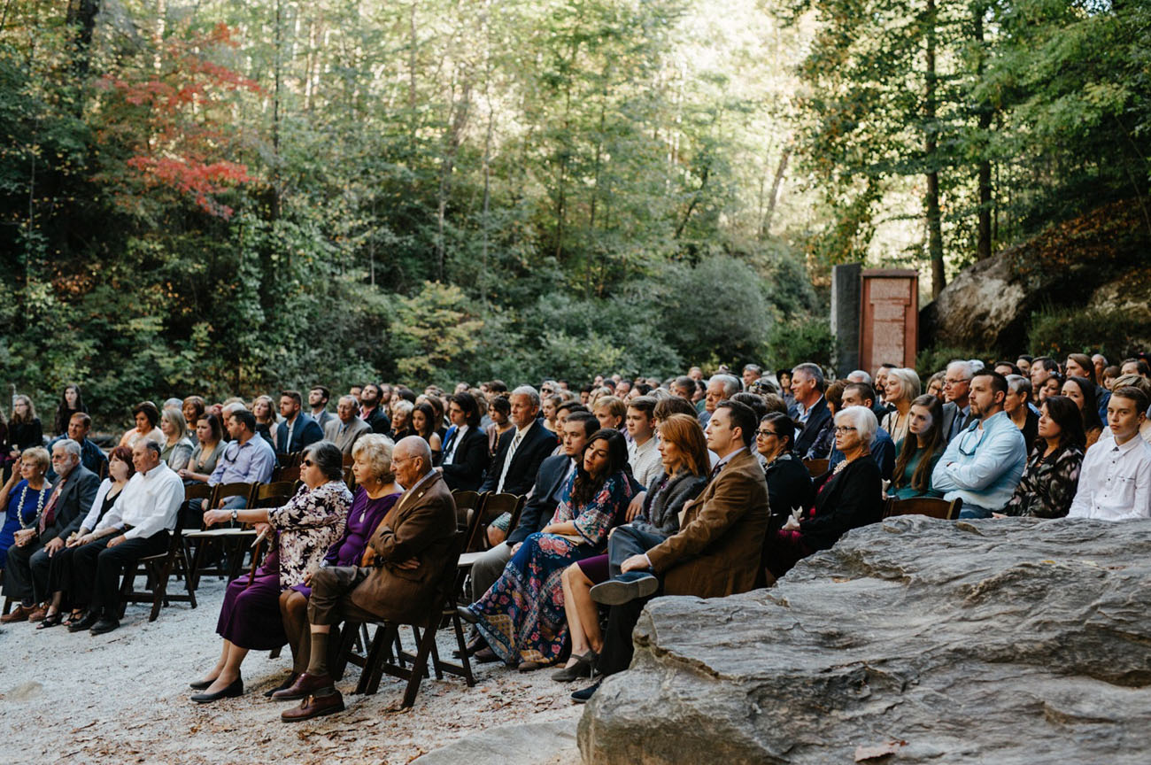 Georgia Waterfall Wedding