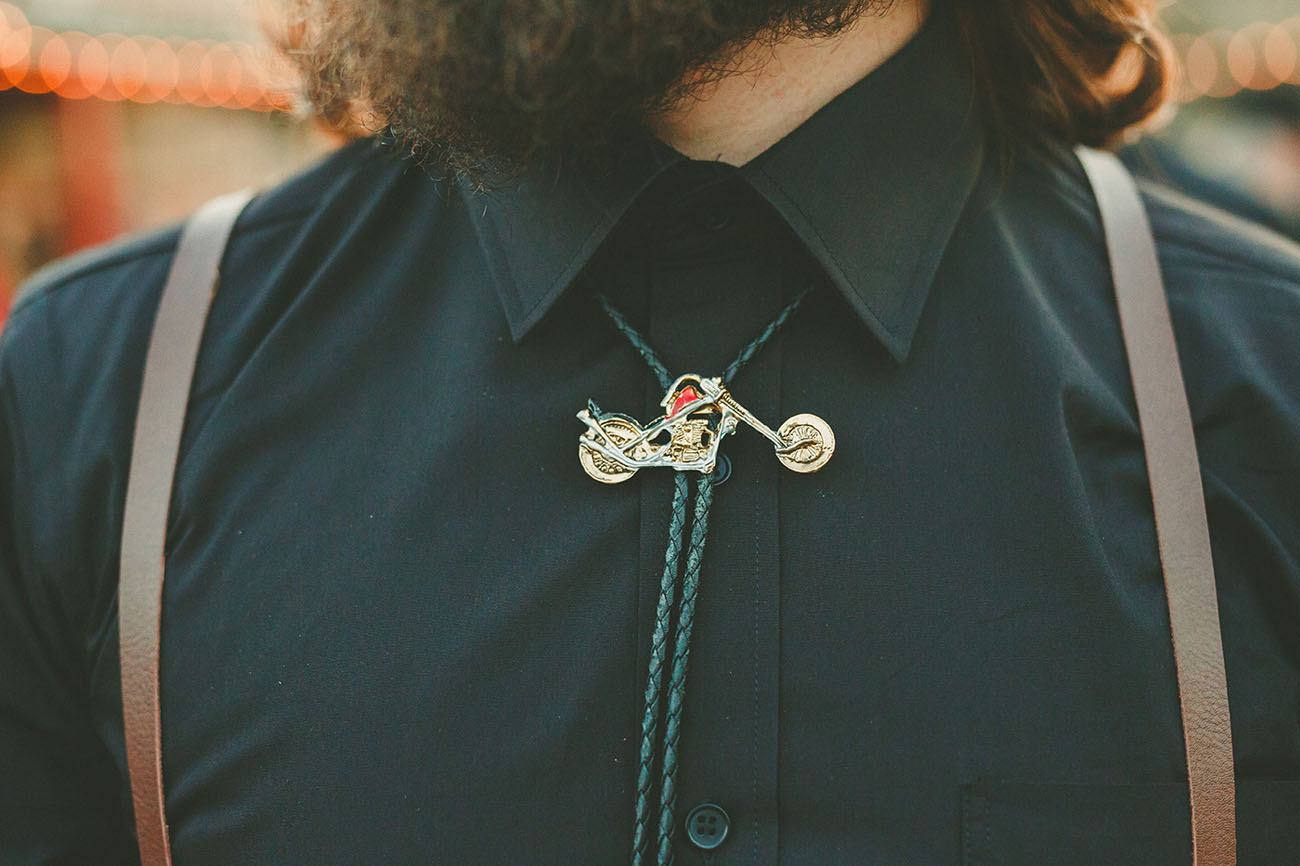 motorcycle bolo