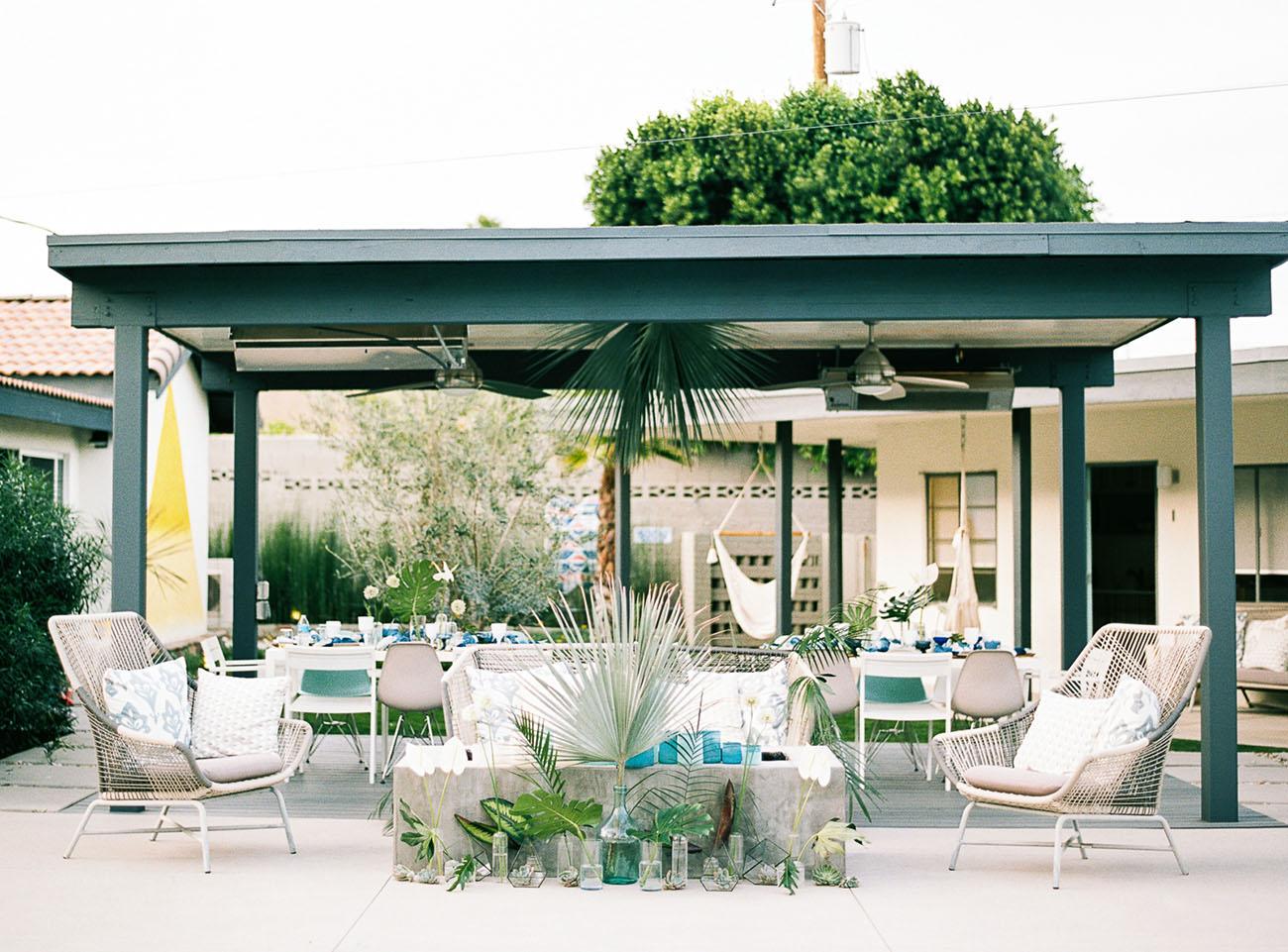 Around the Sun Palm Springs Party