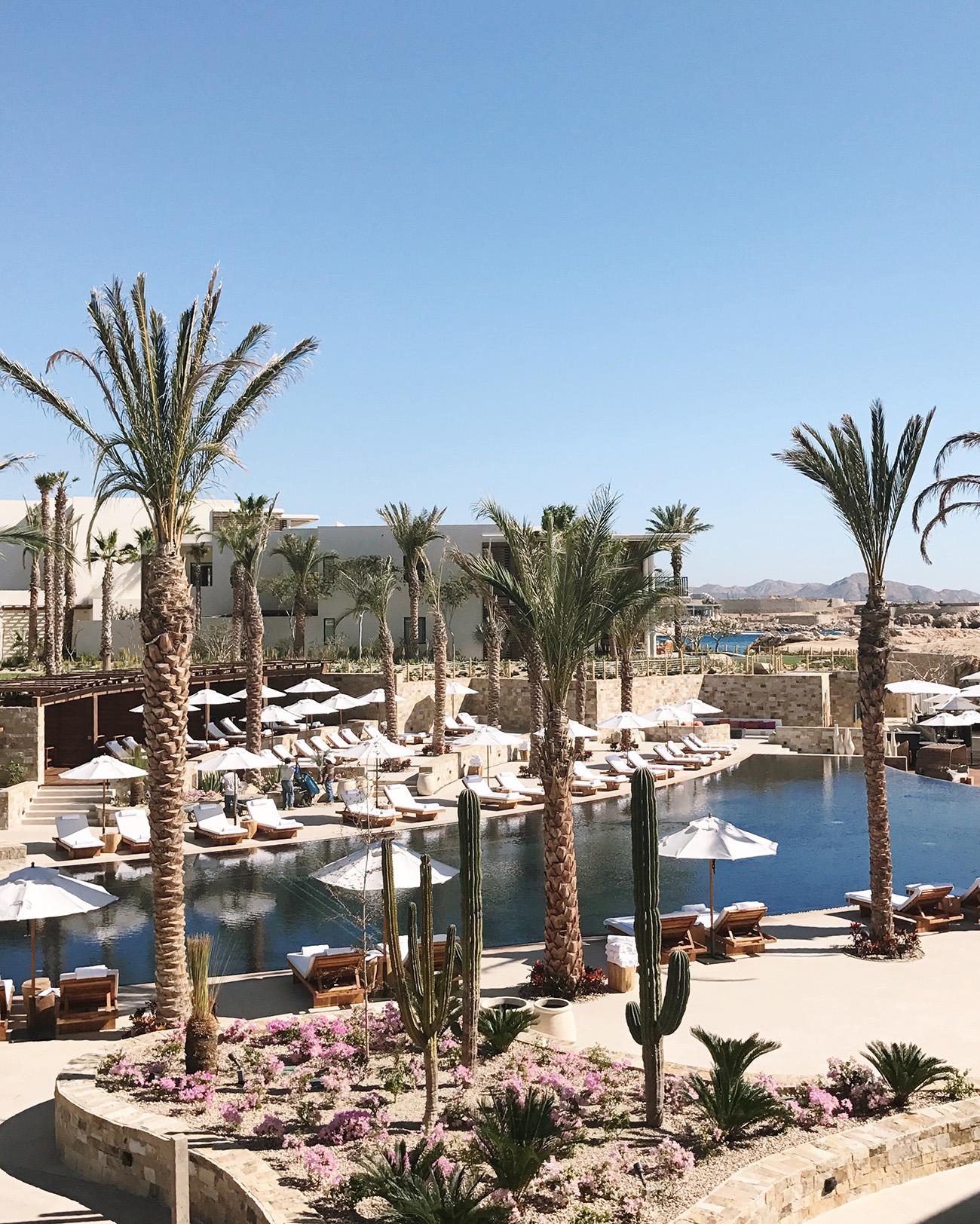Cabo Chileno Bay resort