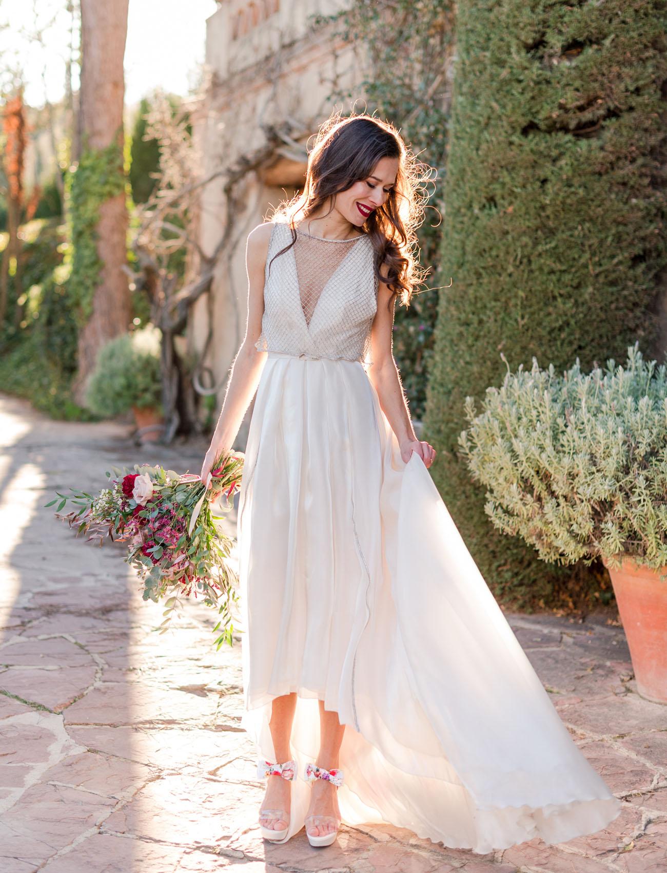 Wedding Reception Gown 21 Unique Inmaculada Garcia Dress