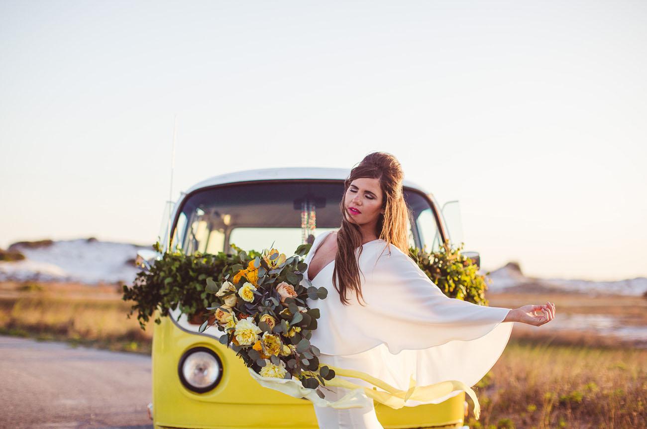 Beatles Bridal Inspiration