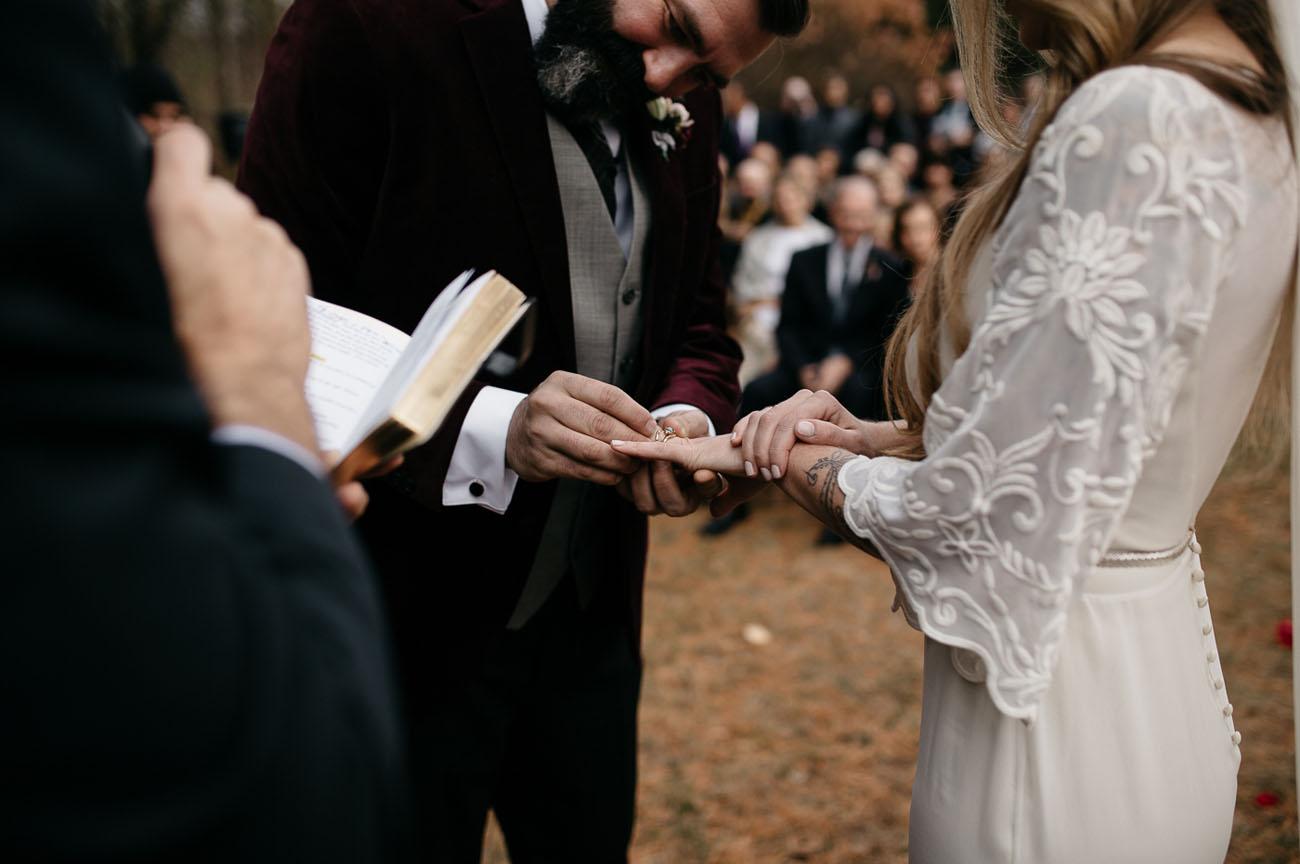 Catskills Mountain Wedding