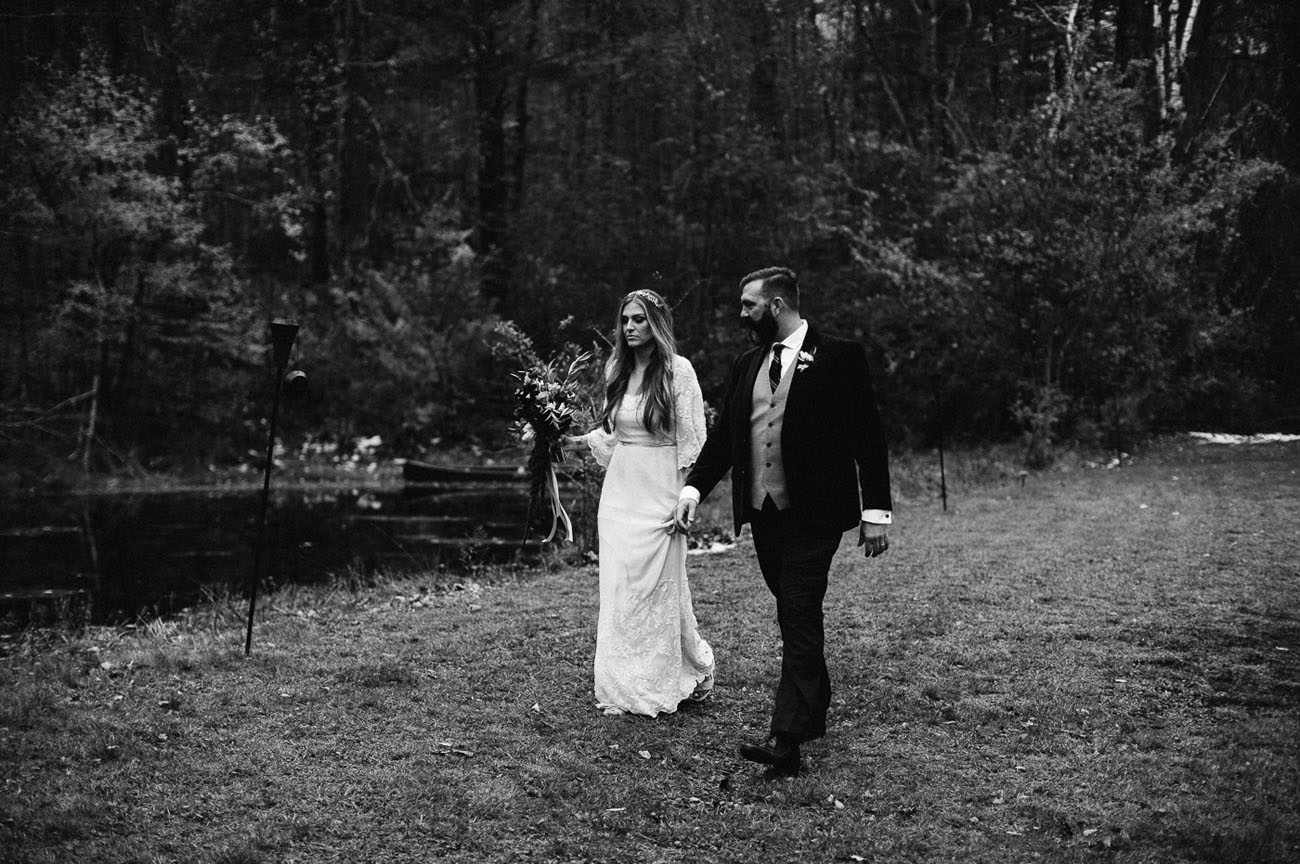 Catskills Mountain Wedding