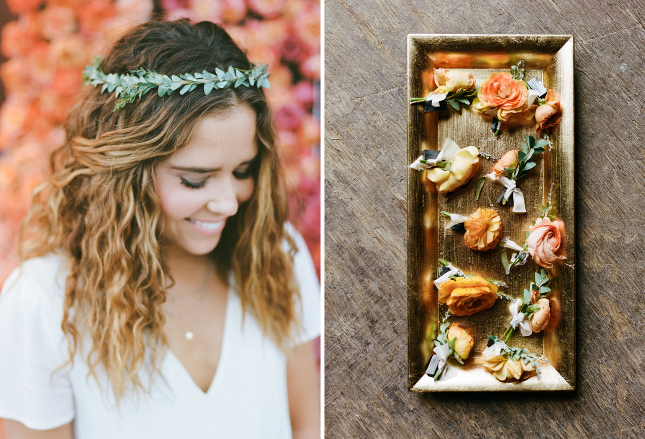 Prairie Coachella Inspired Wedding
