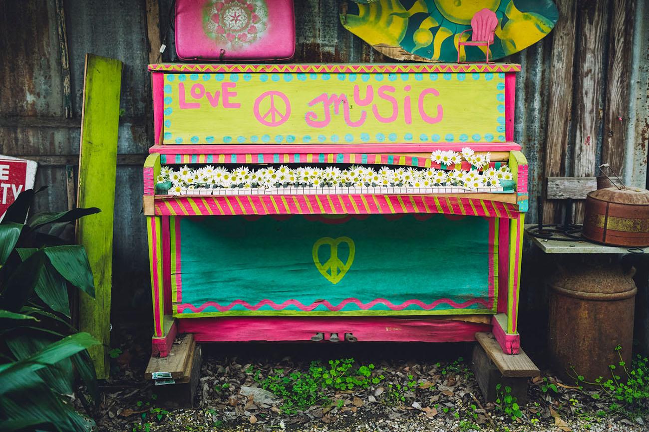daisy piano