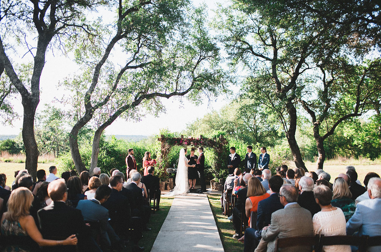 Dark Romance Austin Wedding