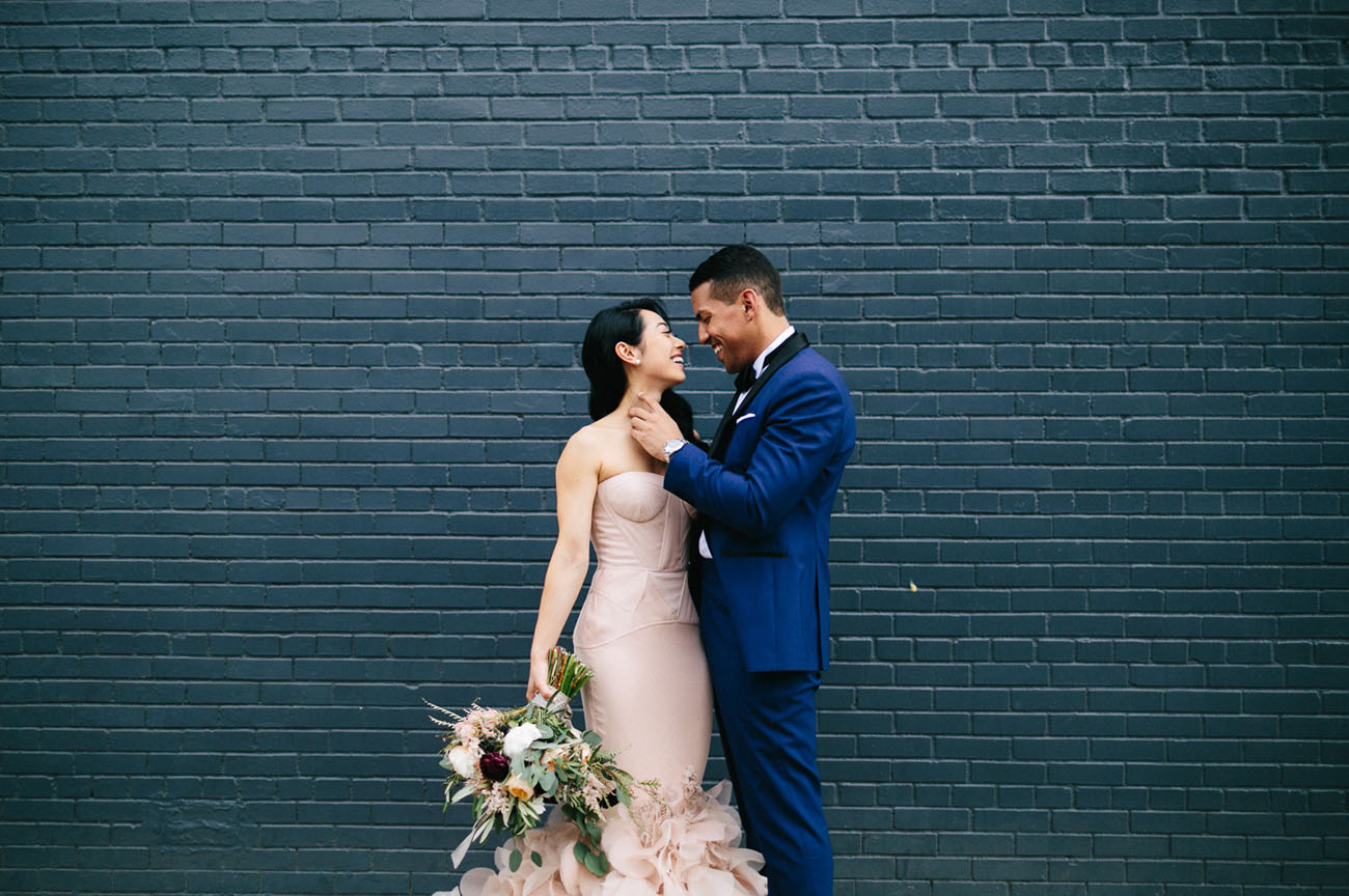 The Foundry New York Wedding