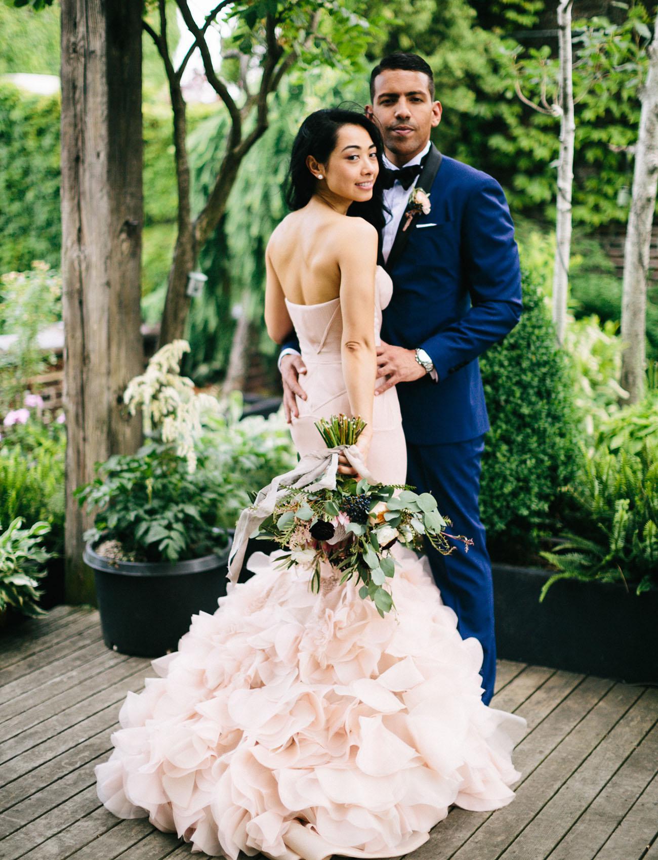 The Foundry New York Wedding