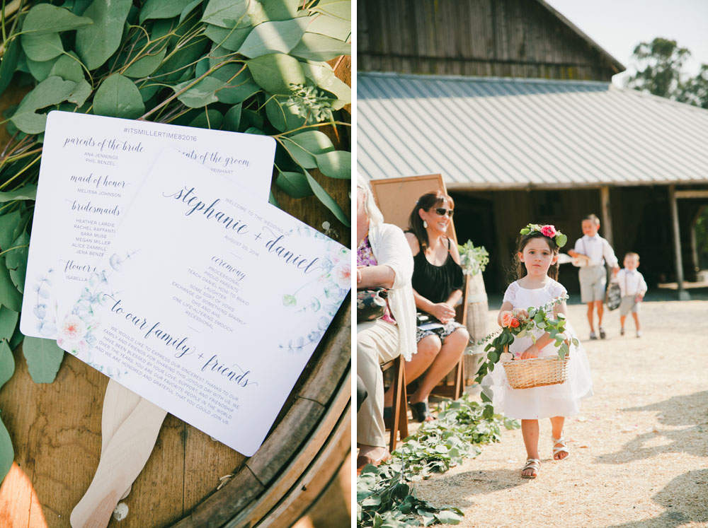 DIY California Ranch Wedding