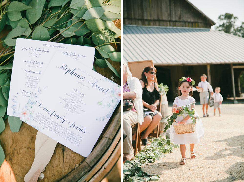 DIY California Ranch Wedding