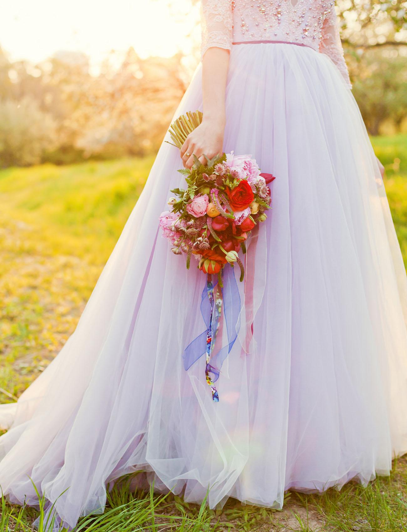 ESTY STYLE Wedding Dress