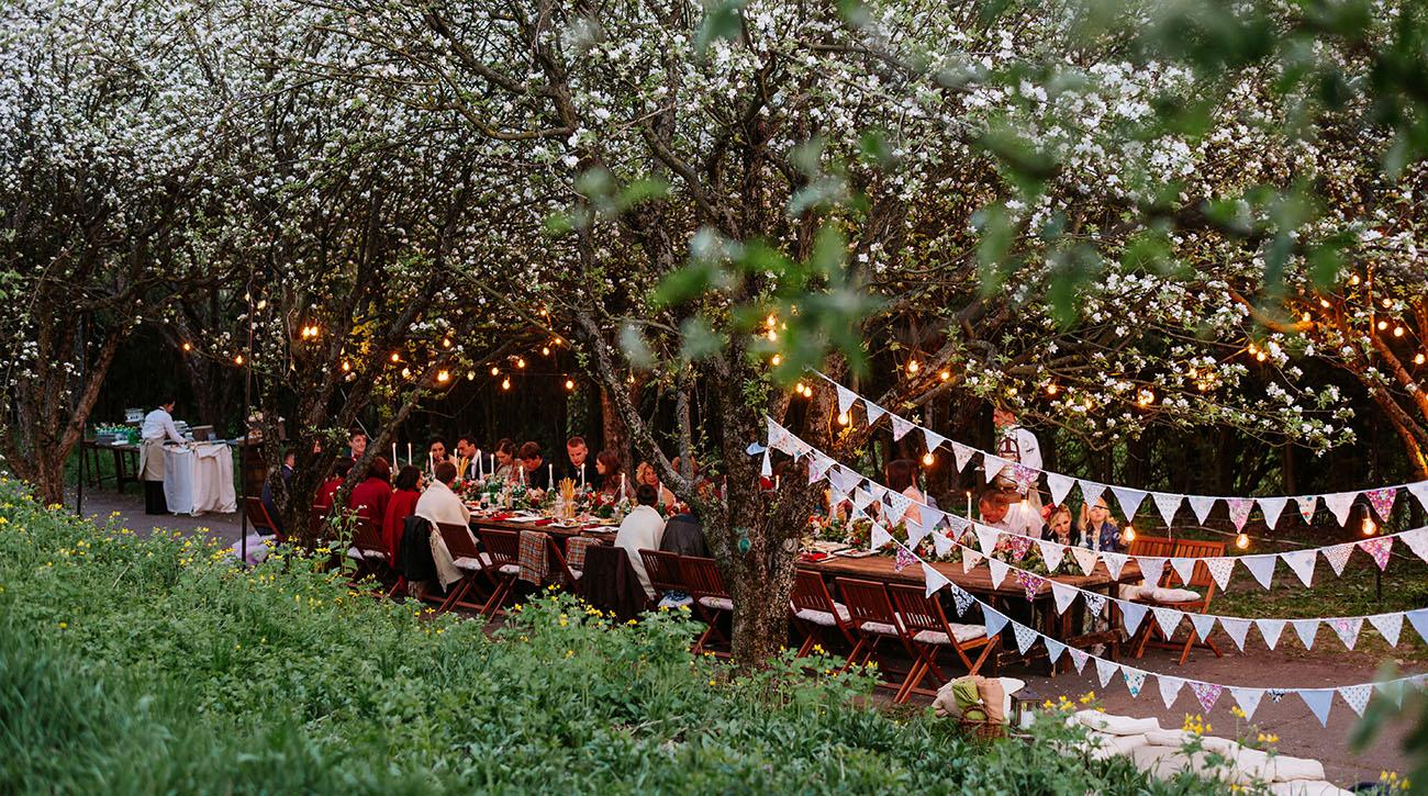Spring Cherry Blossom Wedding